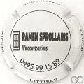 Champagne capsule 62 Ramen Sprollaris