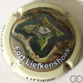 Champagne capsule A12.g Fort Liefkenshoek
