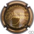 Champagne capsule 16.b Marron foncé et or