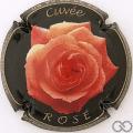 Champagne capsule 27 Cuvée rosé