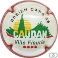 Champagne capsule A12 Breizh Caps 56, contour rouge
