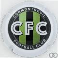 Champagne capsule A18.a Football Club 2019, petit dessin