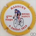 Champagne capsule 14 Tour de France 2019