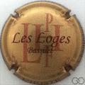 Champagne capsule 16.a Cuivre et bordeaux