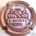 Champagne capsule 6 Contour rosé
