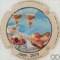 Champagne capsule 13.d Blanc de Blancs