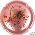 Champagne capsule 07 Jéroboam, rosé