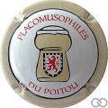 Champagne capsule 16.b Contour crème