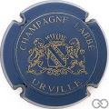 Champagne capsule 1.a Bleu et or pâle