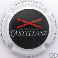 Champagne capsule 87.f 6ème série, fond blanc