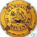 Champagne capsule 32.a Or et noir