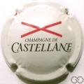 Champagne capsule 96 Jéroboam, fond blanc