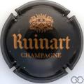 Champagne capsule 65.a Gris foncé et or 32 mm
