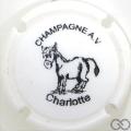 Champagne capsule 1 Blanc, Charlotte