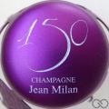 Champagne capsule 71 150 Ans Parure