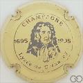 Champagne capsule 7 Cuvée Jean de La Fontaine