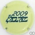 Champagne capsule 23.e Vintage 2009