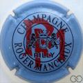 Champagne capsule 11 Bleu