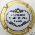 Champagne capsule 8 Contour or