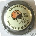 Champagne capsule 45.m Contour gris fonçé