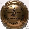 Champagne capsule 9.bk Or et noir