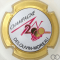 Champagne capsule 617 An 2000, n°617, contour or