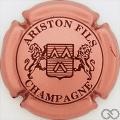 Champagne capsule 22 Rosé et marron