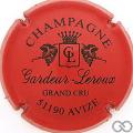 Champagne capsule 7.c Jéroboam, rouge et noir