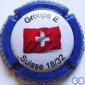 Champagne capsule A2.q 18/32 Suisse