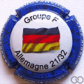 Champagne capsule A2.t 21/32 Allemagne