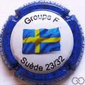 Champagne capsule A2.v 23/32 Suède