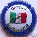 Champagne capsule A2.u 22/32 Mexique