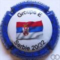 Champagne capsule A2.s 20/32 Serbie
