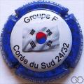Champagne capsule A2.w 24/32 Corée du Sud