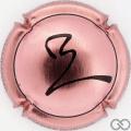 Champagne capsule 11.b Rosé et noir