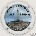 Champagne capsule 31 Mont Ventoux, numérotée