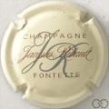 Champagne capsule 5.a Crème, marron et gris