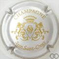 Champagne capsule 4 Argent et or
