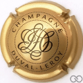 Champagne capsule 22.d Or-bronze