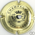 Champagne capsule 44 Fond or