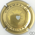 Champagne capsule 44.a Fond or, 32mm
