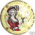 Champagne capsule 961.a Personnalisée sur n° 961.a