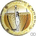 Champagne capsule 961.d Personnalisée sur n° 961.d