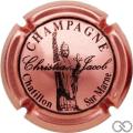 Champagne capsule 4 Rosé et noir