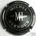 Champagne capsule A1 Noir et argent