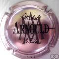 Champagne capsule 39.g Rosé-violacé et noir