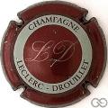Champagne capsule 4 Contour marron