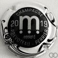 Champagne capsule A3.a Weekend 2019