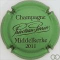 Champagne capsule 5.b Vert pâle métallisé, 2011