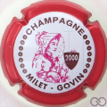 Champagne capsule 13 Rouge